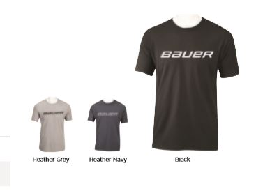 Bauer Core Graphic Tee
