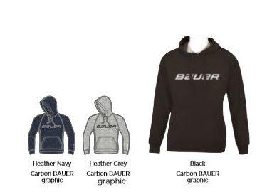 Bauer Graphic Core Fleece Hoody
