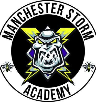 Web shop managed on behalf of Manchester Storm Academy