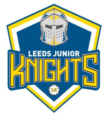 Web shop managed on behalf of Leeds Junior Knights